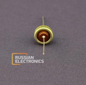 Capacitors K52-2 50mcF 15V 10%