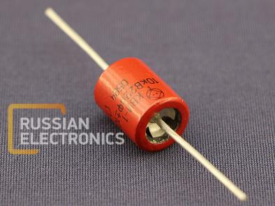 Capacitors KVI-1 10KV 22pF 10%
