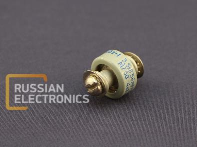 Capacitors K15U-1 3,5kV 56pF 10%