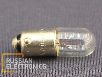 Lamps, Indicators SM-30 28V 4.8V BA9s